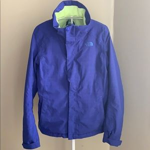 North Face Hyvent Women's Winter Coat Sz S